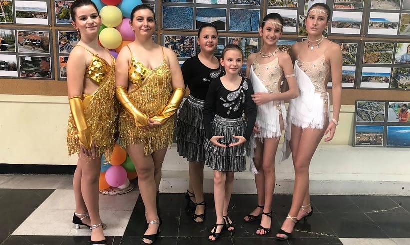"""Награди от Международния танцов фестивал """"Magic World"""""""